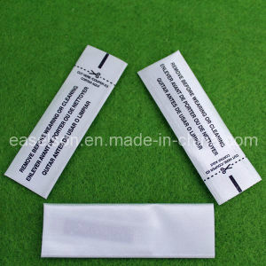 White Fabric Anti Theft Garments 58kHz Security Garment Label pictures & photos