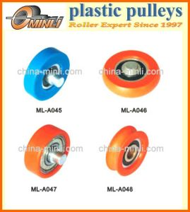 Plastic Pulley Nylon Roller for Door and Window pictures & photos