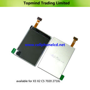 LCD Screen Display for Nokia X3-00 C5-00 7020 pictures & photos