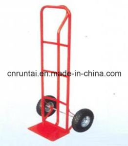 Heavy Duty Steel Hand Truck Hand Trolley pictures & photos