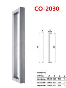 Stainless Steel Shower Door Handle pictures & photos
