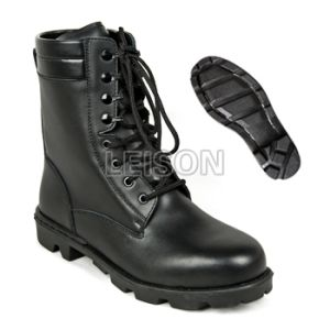 Military Tactical Army Jungle Boots with ISO Standard pictures & photos