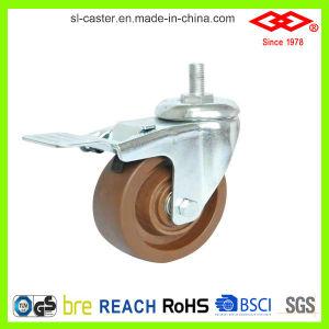 125mm Swivel Locking High Temperature Caster (P120-64C125X32S) pictures & photos