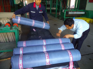 Self Adhesive Bitumen Waterproof Membrane/Roofing Felt/Roof Underlayment pictures & photos