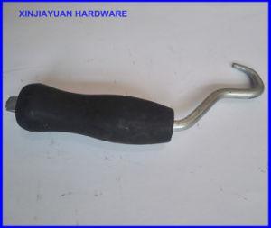 Plastic Handle Bar Tools Steel Hook Loop Tie Wire Twister Bar pictures & photos