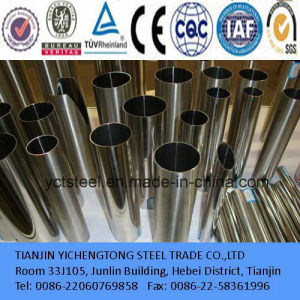 Polished and Annealed Stainless Steel Tube 310S pictures & photos
