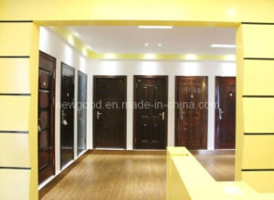 High Quality Single Leaf Steel Door pictures & photos