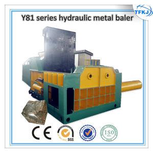 Tfkj Hydraulic Scrap Metal Baler Hydraulic Iron Baling Machine (Y81/T-2000) pictures & photos