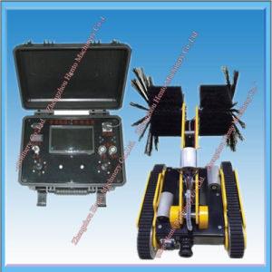 Condenser Tube Cleaning Equipment For Air Condition pictures & photos