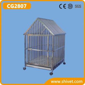 Stainless Steel Dog Cage (CG2807) pictures & photos