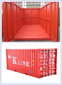 Open-Top Container Logistics Consolidate Service From Tsingtao to Worldwide pictures & photos