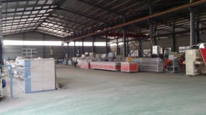 PVC Ceiling Panel Extruder Extrusion Production Line pictures & photos