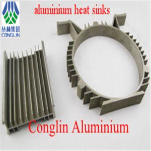 Heatsinks Aluminium Alloy Extrusion Profiles