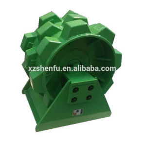 Compaction Wheel for 5-30 T Excavator / Excavator Wheel Compactor pictures & photos