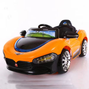 3c Approved 4 Wheel Electric Car for Baby pictures & photos
