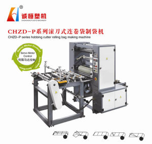 Hobby Cutter Rolling Bag Making Machine pictures & photos