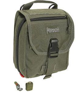 Hot Sell Fashion Zipper Medical Pouch Bag