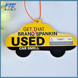 Wholesale Funny Paper Car Air Freshener for Car pictures & photos