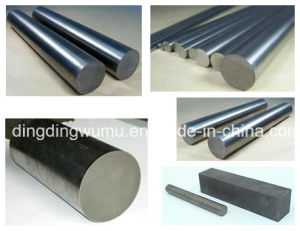 Tzm Molybdenum Alloy Bar for Mould pictures & photos