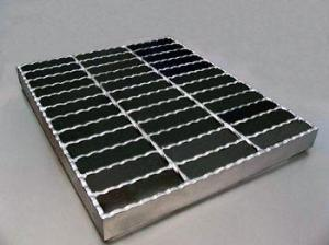 Hot Dipped Galvanized Steel Bar Grating 30X3mm pictures & photos