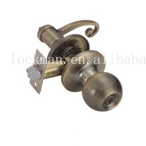 Round Knob Door Lock (KL-605) pictures & photos