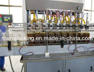 Vegetable Oil Linear Filling Machine (YGL-10) pictures & photos