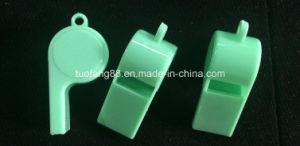 Quality Colorful Soild Plastic Whistle