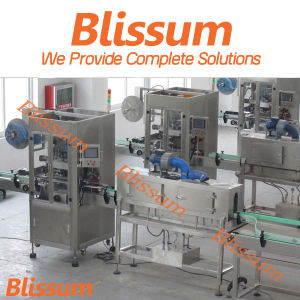 Full Automatic Shrink Sleeve Labeller pictures & photos