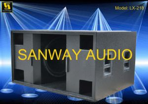 Lx218 Line Array Subwoofer Speaker System pictures & photos