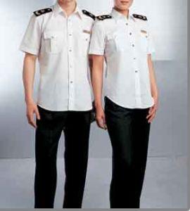 New Style Police Uniform, Uniform Shirt (UFM130177) pictures & photos