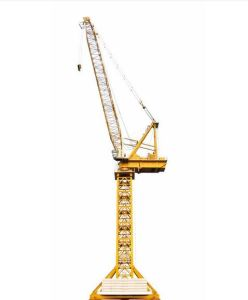 L80-6s Lifting Machine Luffing-Jib Tower Crane pictures & photos