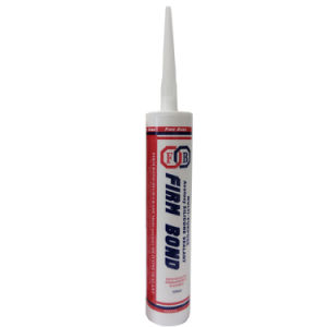 Low Shrinkage 280ml Acetory Silicone Sealant pictures & photos