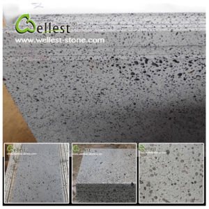 China Natural Stone Bluestone/Basalt/Volcano/Lava Stone Sawn Cut Tile pictures & photos