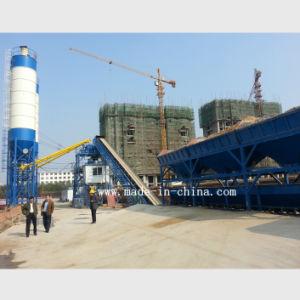 120m3/H Siemens PLC Control Concrete Batching Plant