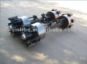 6 Holes Spider Axle Manufacturer
