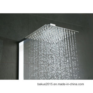 Chrome Bathroom Accessories Single Handle Bathroom Shower Head Faucet Set pictures & photos