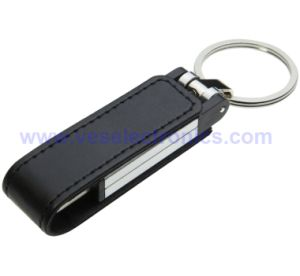 Promotion Gadget Gift Leather USB Pendrive USB Flash pictures & photos