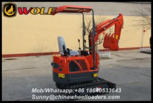 Mini Digger 0.8 China Cheap Digger for Sale pictures & photos