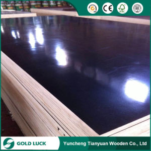 4*8 Black Film Faced Plywood Timber Board pictures & photos