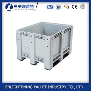 100% HDPE Plastic Box Pallet for Sale pictures & photos
