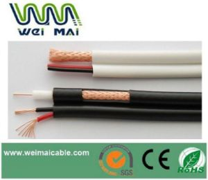 Siamese Coaxial Cable with Power Rg59 2c CCTV Cable pictures & photos