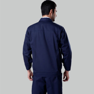 Custom Design Factory Worker Uniform/Good Quality Staff Working Uniform pictures & photos