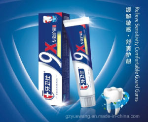 9X Confortably Relieve Gingival Bleeding & Guard Gums