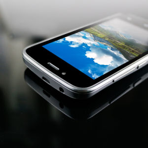 5 Inch Quad-Core Mobile Phone Smartphone