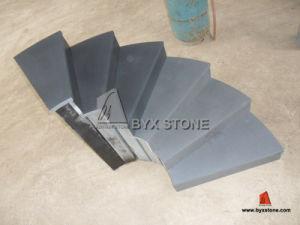 Cheap Natural Black Stone Basalt for Flooring Tiles/Paving pictures & photos