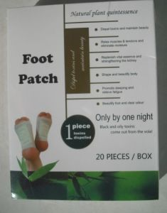Detox Foot Pad 10 Pads Per Box pictures & photos