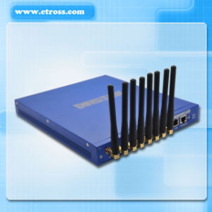 8 Ports/8 Channels/8 Sims VoIP GSM Gateway GoIP Gateway for Call Termination GoIP 8 pictures & photos