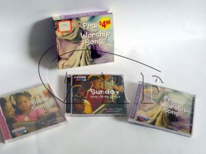 CD Replication With Transparent Disc Case (CDP-005) pictures & photos