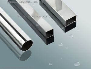 China Hot Sale Threaded Stainless Steel Pipe pictures & photos