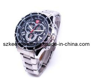 Sound Control Night Vision Watch 1080P Video Recorder Camera pictures & photos